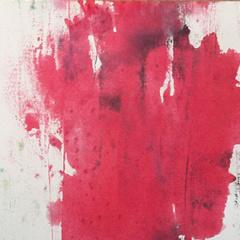 Setje kunstkaarten abstract