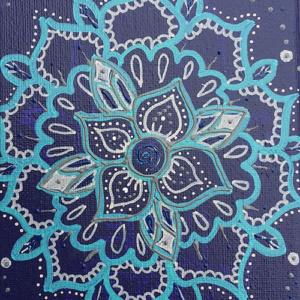 Schilderij Mandala