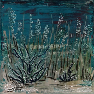 Schilderij Onderwater