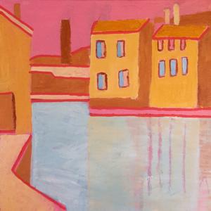 Het roze stadje