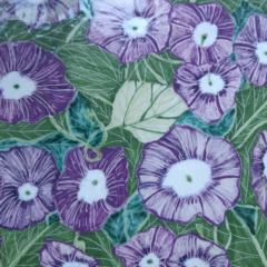 Tegel met bloemenprint