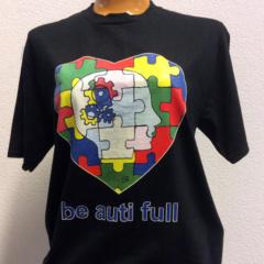 T-shirt BE AUTI FULL