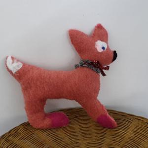 roze knuffel