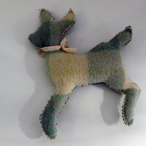 groene knuffel