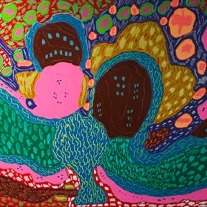 Schilderij Lentefeest en herinnering der dagen