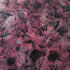 Schilderij Pink Feathers
