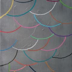 Schilderij Bubbles