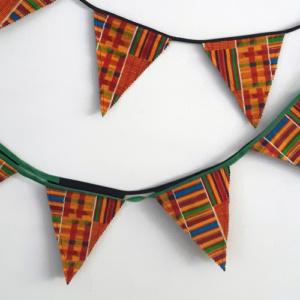 Slinger middel multicolor