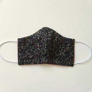 mondkapje groot confetti