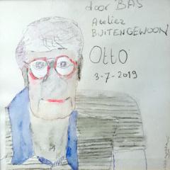 Schilderij Otto