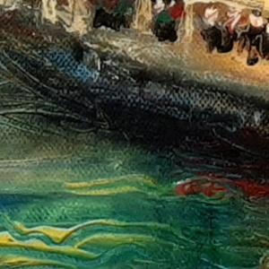 Schilderij Oslo