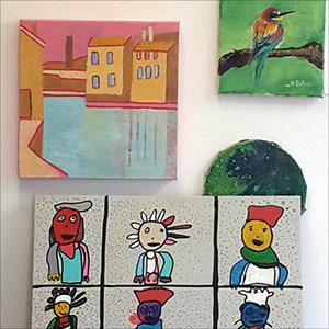 Diverse kunstenaars